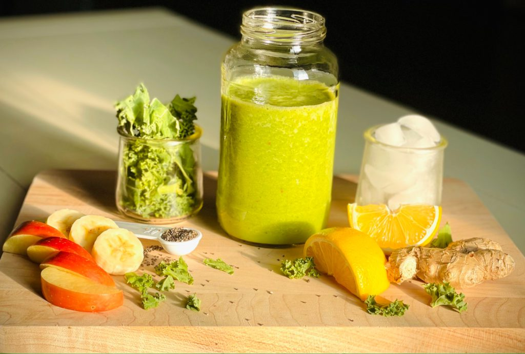 Blending vegetables can make it easier to follow the 5-a-day rule, but is it good to blend vegetables?